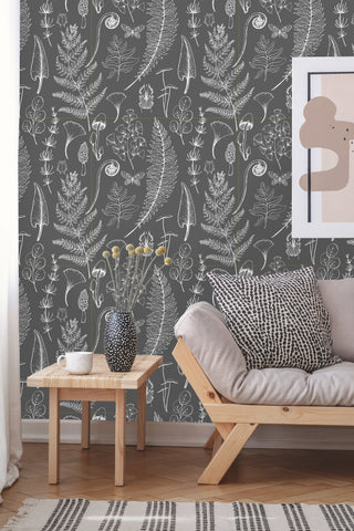 Floral Mural Botanical Removable Wallpaper