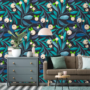Botanical Removable Wallpaper