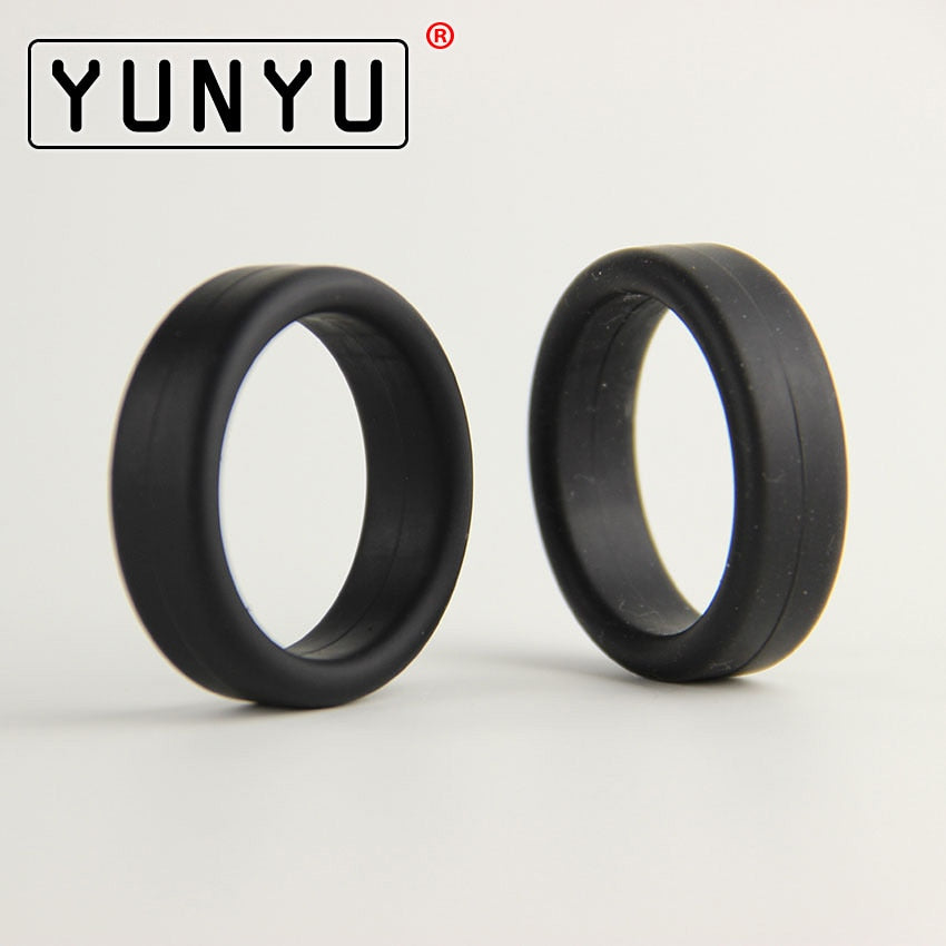 3 pcs Silicone Penis Rings Cock Ring Adult Products Delay Male Masturbation Health Fun Happy Sex Toys