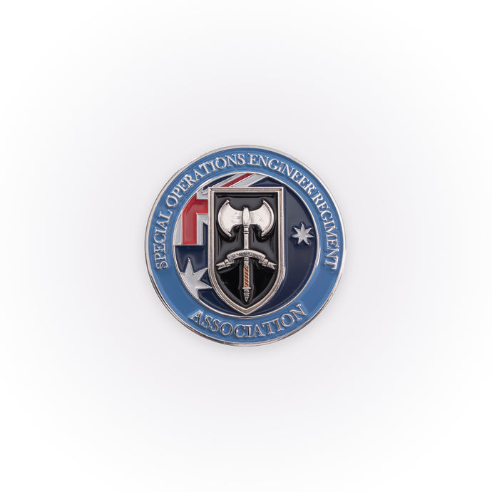 SOER Association coin