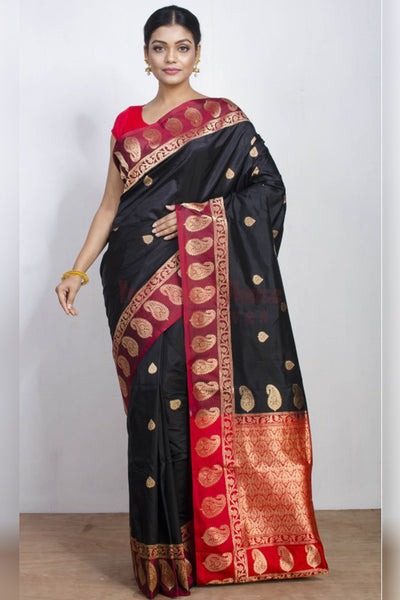 Perfect Party Wear Soft Silk Saree