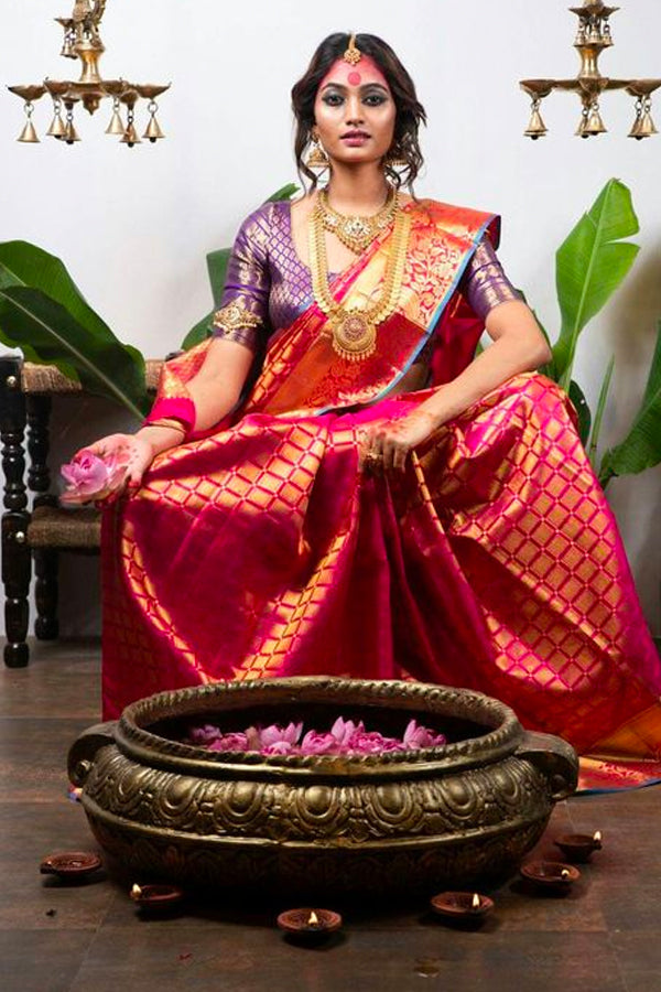 Perfect Bridal Saree
