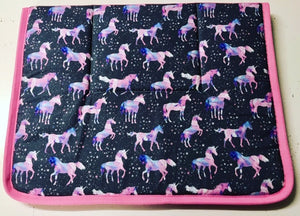 Unicorn Galaxy Saddlecloth
