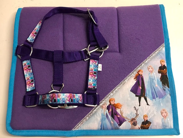 Frozen Saddlecloth Set