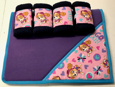 ****SALE**** Paw Patrol Set Saddlecloth