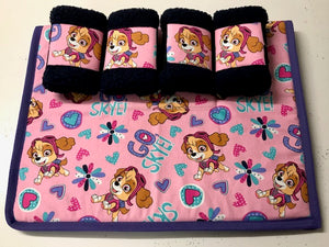 Paw Patrol Set Saddlecloth