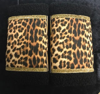 'Limited Edition' Leopard Print Boots