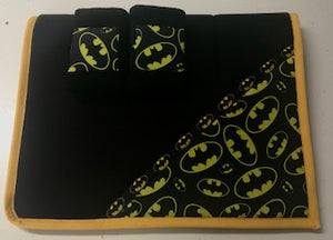 Batman Saddlecloth Set