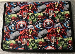 'Limited Edition' Avengers Saddlecloth