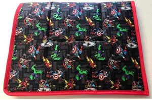 Avengers Saddlecloth
