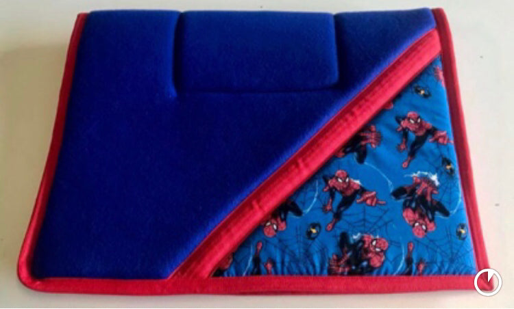 Spiderman Saddlecloth