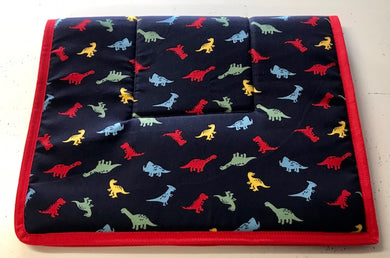Dinosaur Saddlecloth