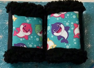 Set of 2 Baby Shark Boots