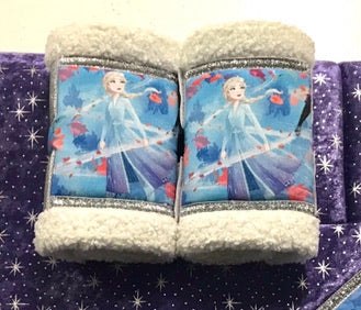 Set of 2 Frozen Boots