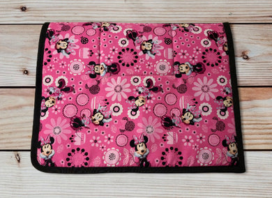 Minnie Mouse Saddlecloth
