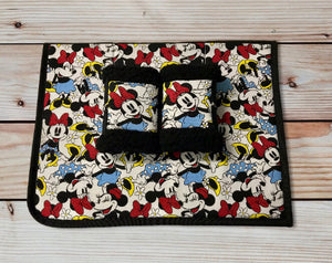 Minnie Mouse Saddlecloth Set