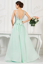 Load image into Gallery viewer, Cl007532 - Ladies Long Formal Wear in Mint