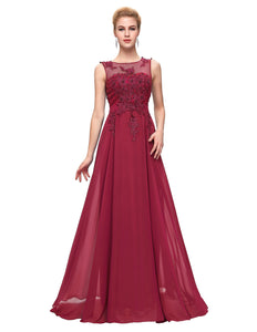 CL007555 - Ladies Long Formal Wear
