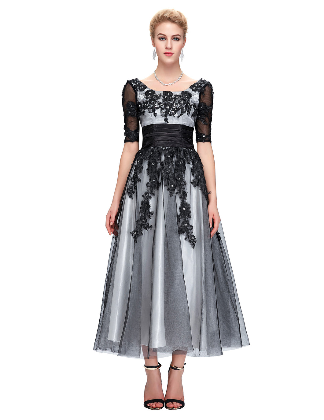 CL6051 - Ladies Long Formal Wear