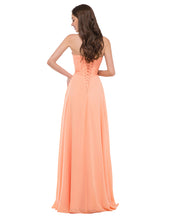 Load image into Gallery viewer, CL3409 - Ladies Long Formal in Coral