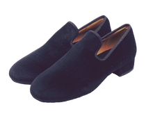 Load image into Gallery viewer, 7795 - Gentlemen's Loafer Style high performance dance shoes