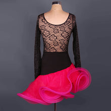 Load image into Gallery viewer, L038a - Ladies Competition Dance Wear