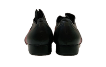 Load image into Gallery viewer, 7812BR - Gentlemen's Black and Red Leather Lace Up Dance Shoes
