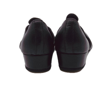 Load image into Gallery viewer, 6605B - Ladies Close Toe Character Shoes in Black
