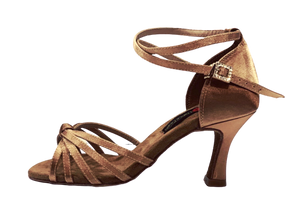 S27A - Ladies High Performance Latin Dance Sandals