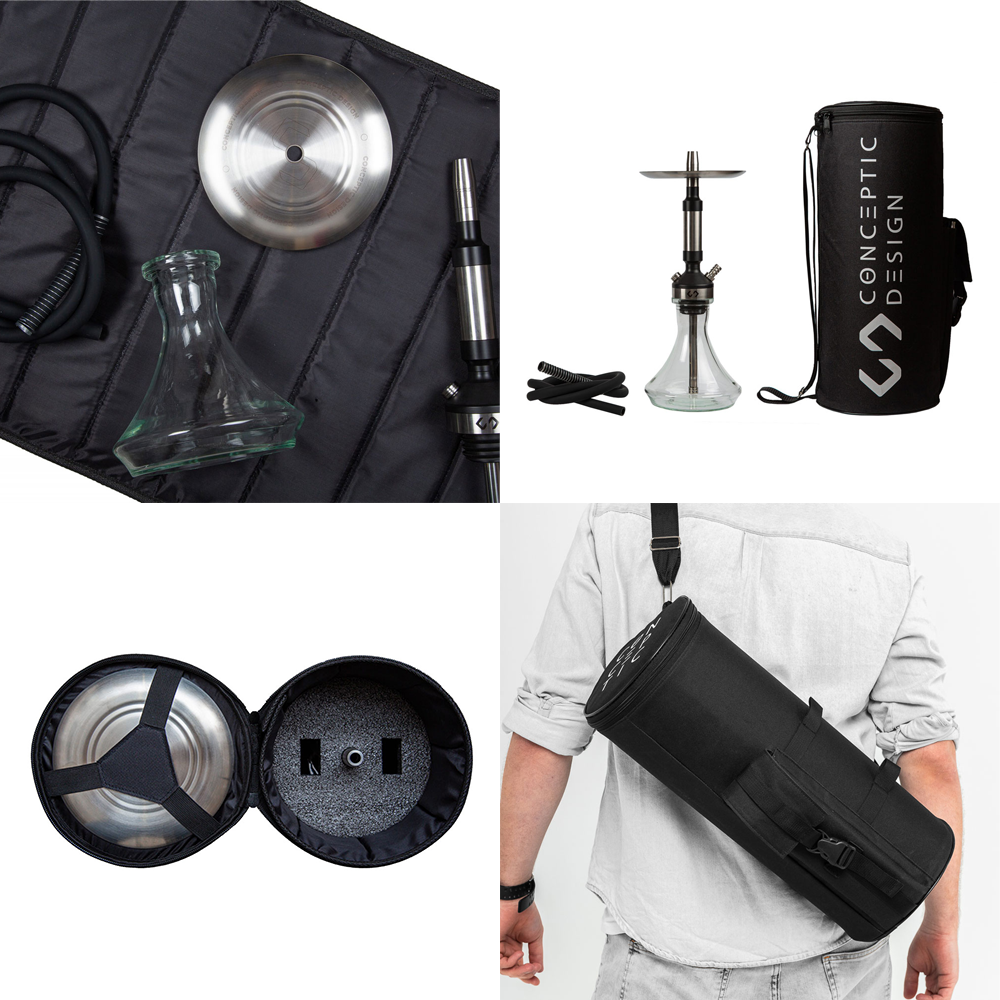 Conceptic Design Hookah Bag for Smart Hookah