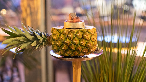 Pineapple Fruit Hookah Bowl