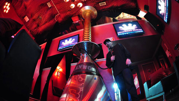 Largest Hookah In The World