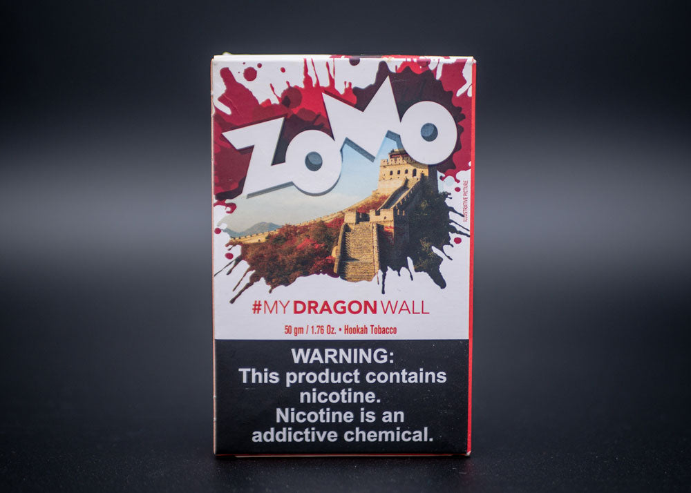 Zomo My Dragon Wall Hookah Tobacco 50g pack
