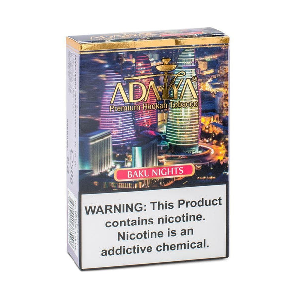 Adalya Baku Nights Hookah Tobacco 50g