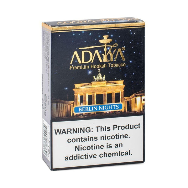 Adalya Berlin Nights Hookah Tobacco 50g
