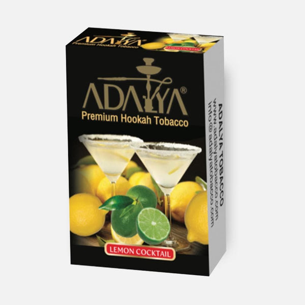 Adalya Lemon Cocktail Hookah Tobacco 50g