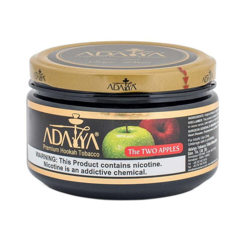 Adalya The Two Apples Hookah Tobacco 250g