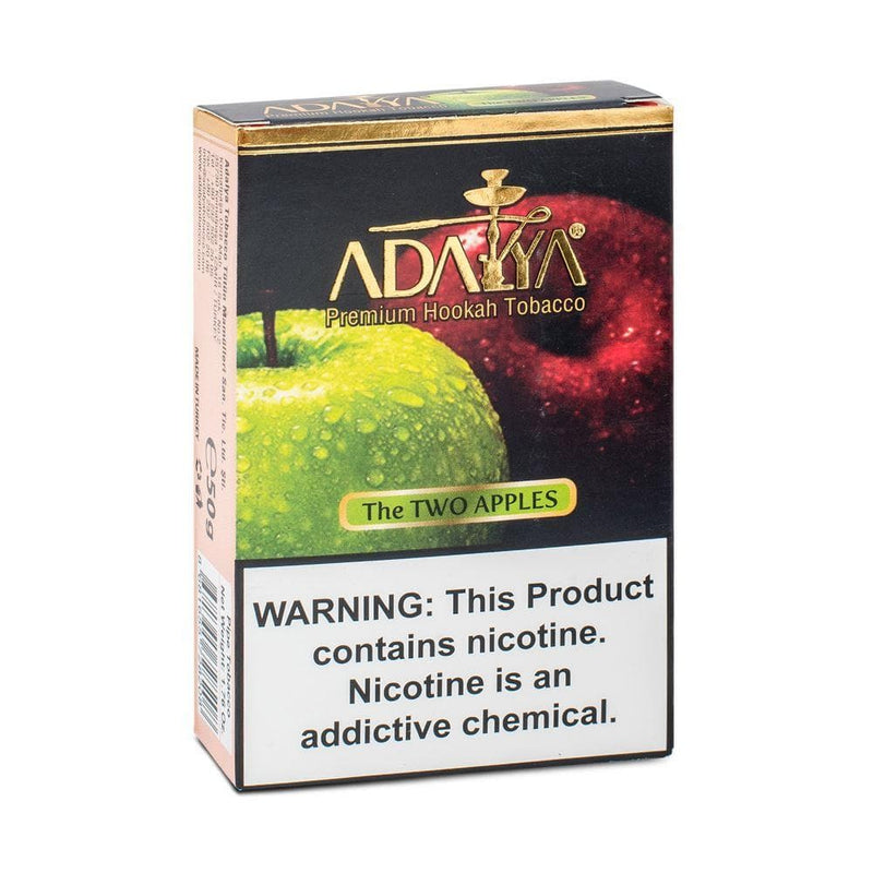 Adalya The Two Apples Hookah Tobacco 50g