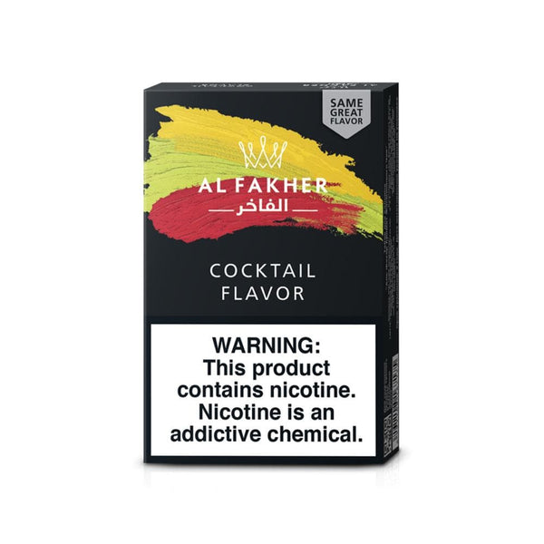 Al Fakher Cocktail Hookah Tobacco 50g