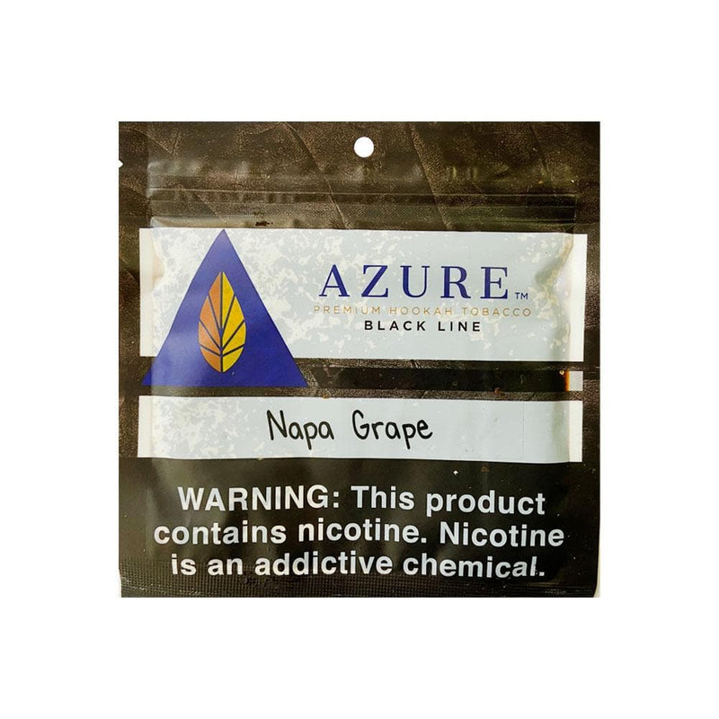 Azure Black Line Napa Grape Hookah Tobacco 100g