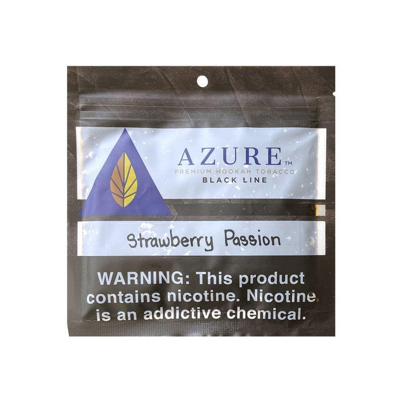 Azure Black Line Strawberry Passion 100g