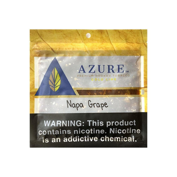 Azure Gold Line Napa Grape Hookah Tobacco 100g