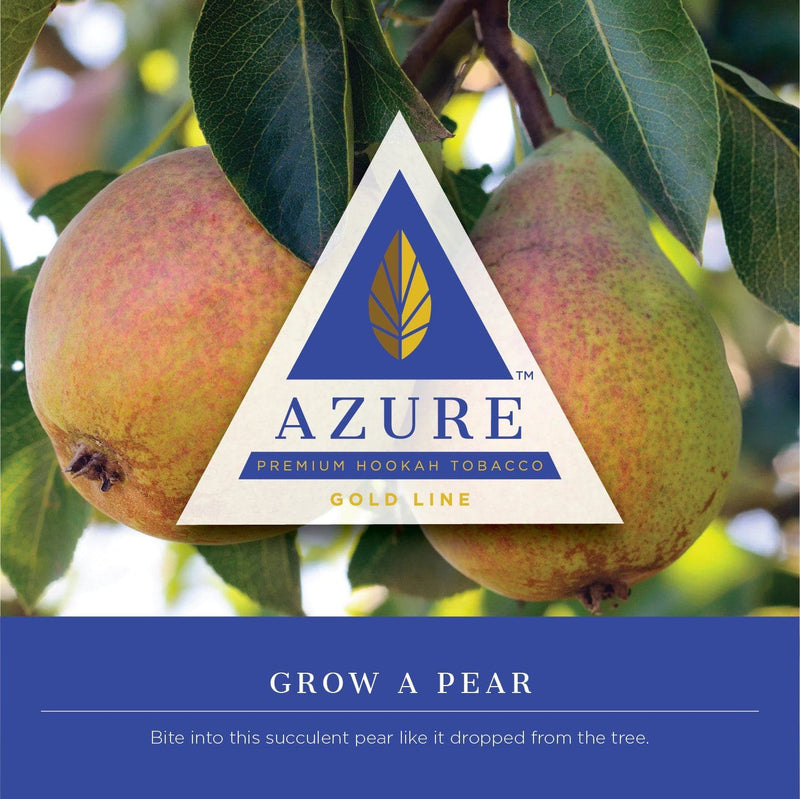 Azure Grow A Pear Hookah Tobacco 100g