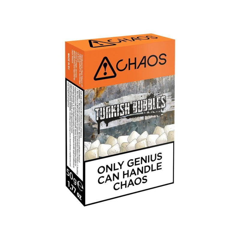 Chaos Turkish Bubbles Shisha 50g