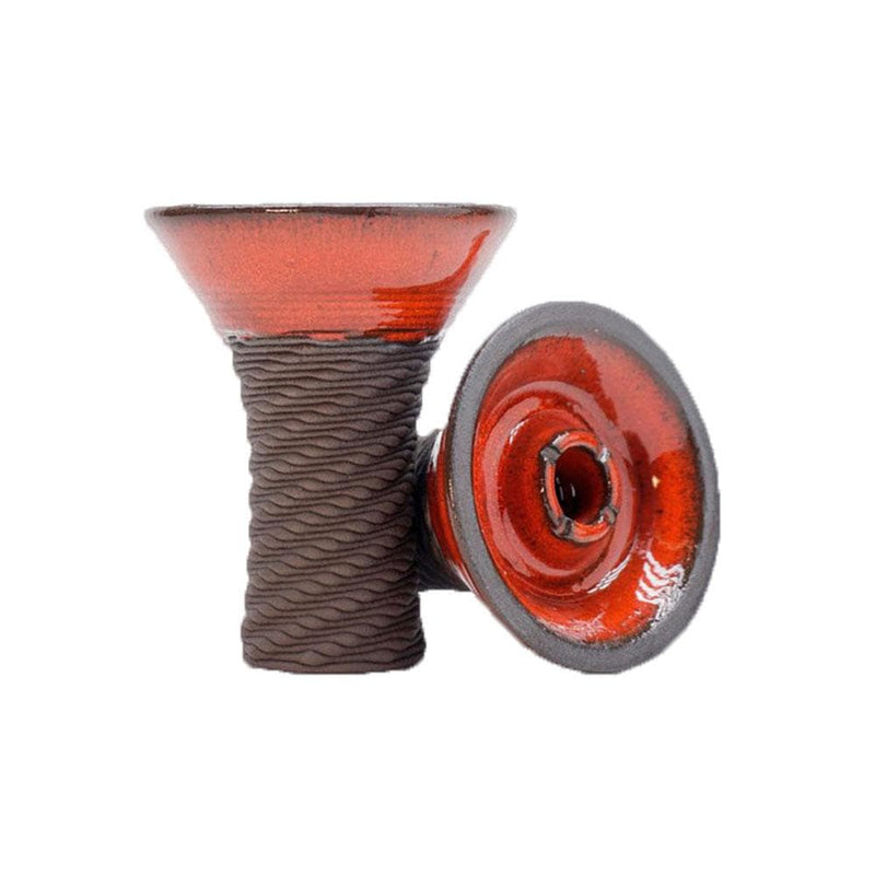 Conceptic Design 3D-11 Hookah Bowl Phunnel Red