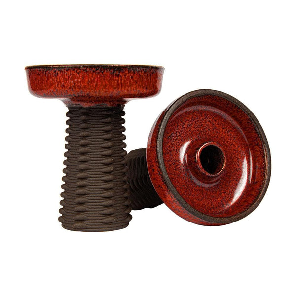 Conceptic Design 3D-17 Clay Hookah Bowl Red