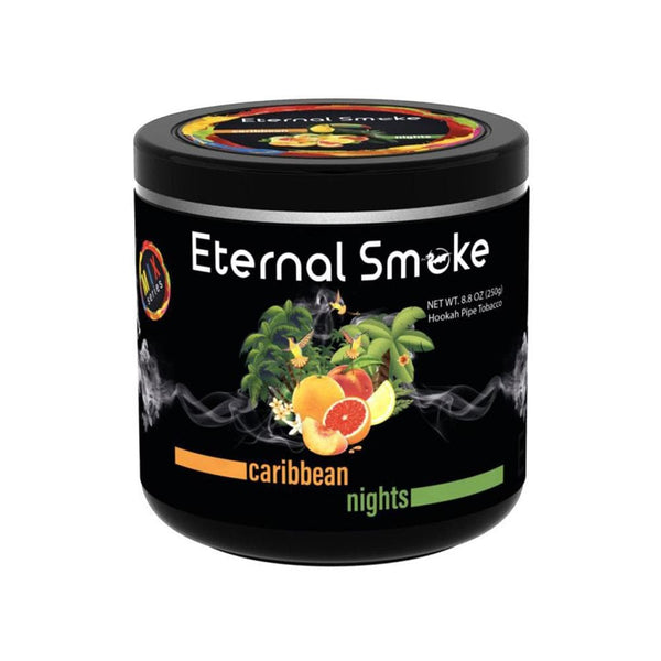 Eternal Smoke Caribbean Nights Hookah Tobacco 250g