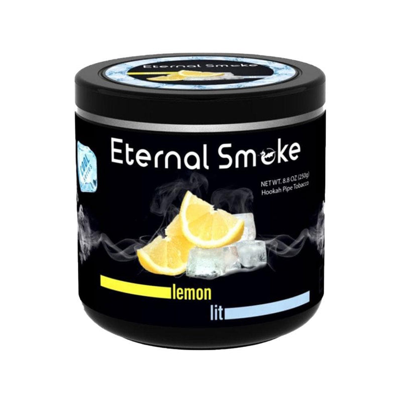 Eternal Smoke Lemon Lit Hookah Tobacco 250g