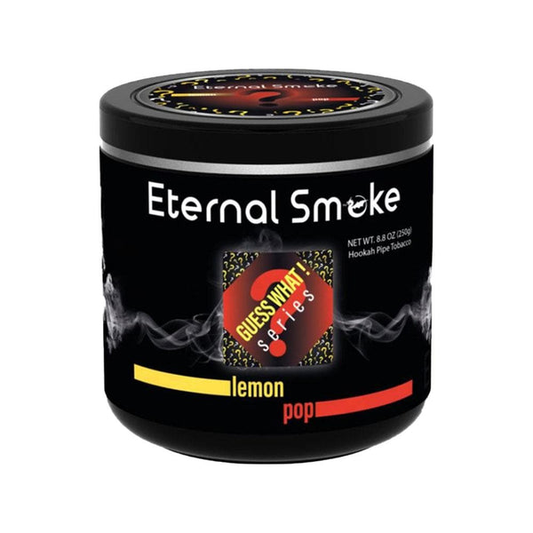 Eternal Smoke Lemon Pop Hookah Tobacco 250g