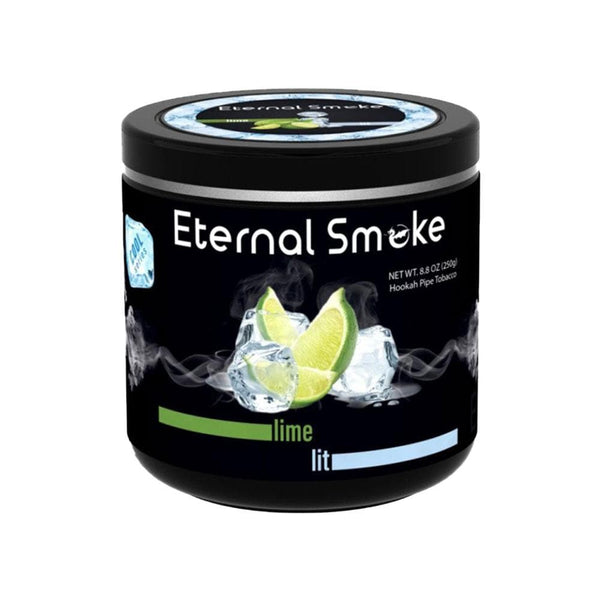 Eternal Smoke Lime Lit Hookah Tobacco 250g